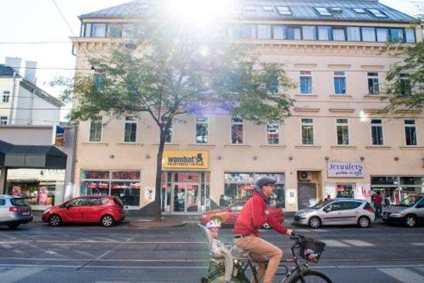 Wombats City Hostel Vienna - The Lounge - фото 23
