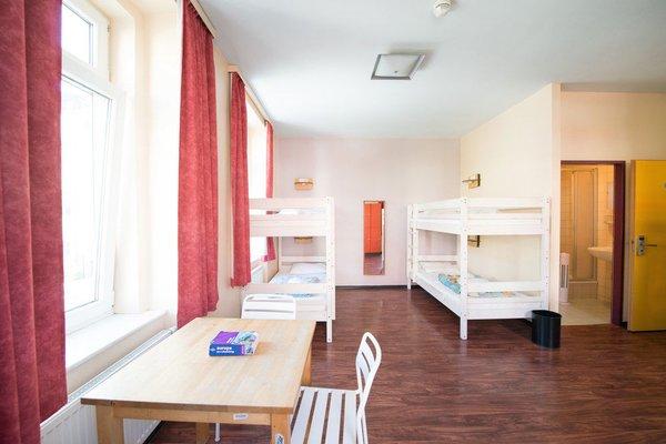 Wombats City Hostel Vienna - The Lounge - фото 4