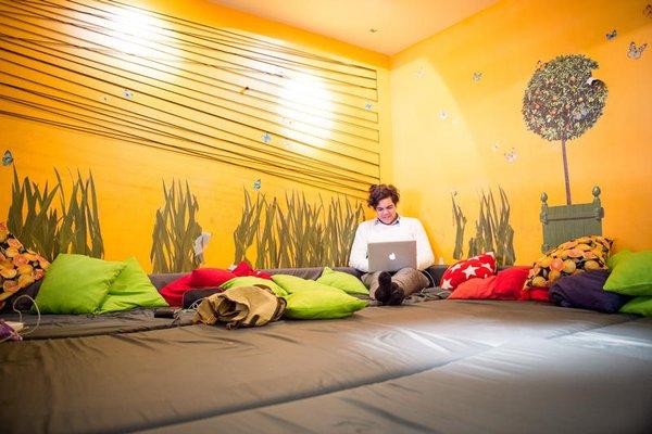 Wombats City Hostel Vienna - The Lounge - фото 6