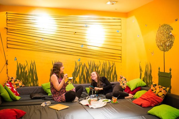 Wombats City Hostel Vienna - The Lounge - фото 8