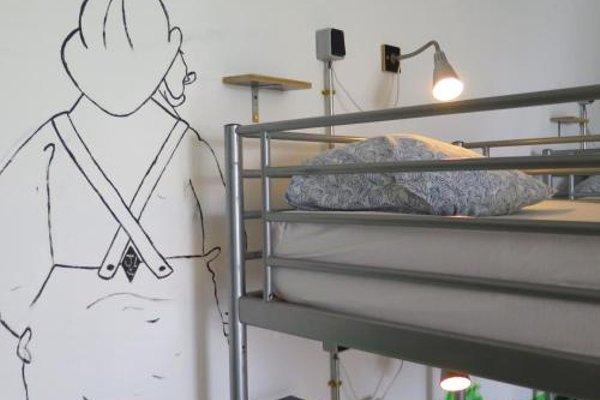 Antwerp Backpackers Hostel - фото 38