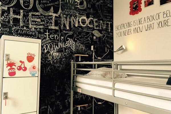 Antwerp Backpackers Hostel - фото 21