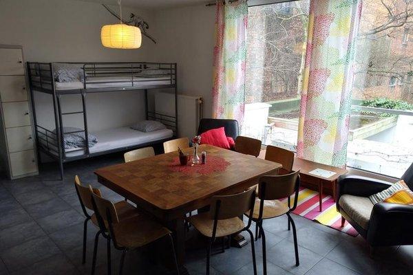 Antwerp Backpackers Hostel - фото 9