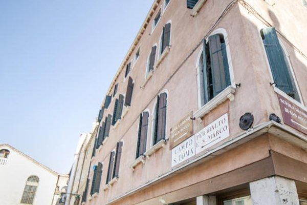 Backpackers hostel Venice - фото 29