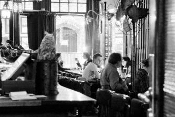 Hostel Gran Kaffee Passage - фото 11