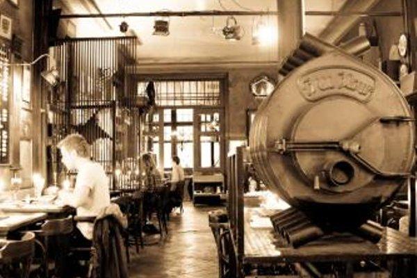 Hostel Gran Kaffee Passage - фото 17
