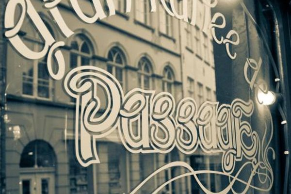 Hostel Gran Kaffee Passage - фото 23