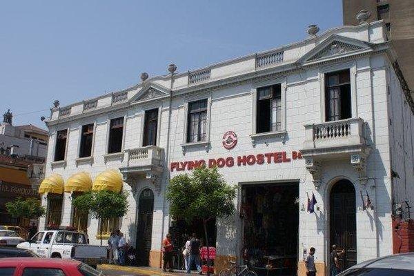 Flying Dog Hostels - Backpackers - 23
