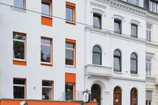 Townside Hostel Bremen - фото 23