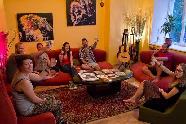 Euphoria Hostel - фото 13