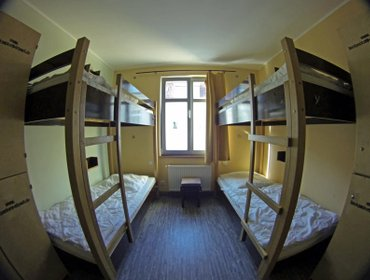 Хостел Backpackers St. Pauli