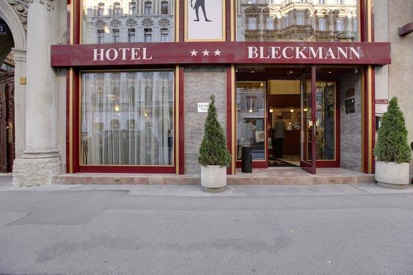 Hotel-Pension Bleckmann - фото 20