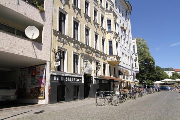 36 ROOMS Berlin Kreuzberg - фото 16