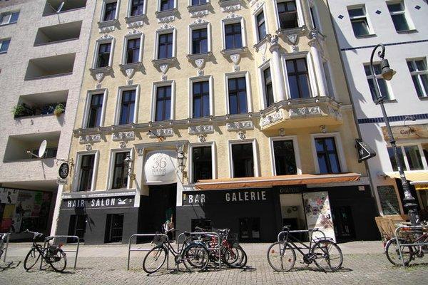 36 ROOMS Berlin Kreuzberg - фото 17