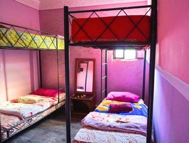 โฮสเทล Hostel Marrakech Rouge