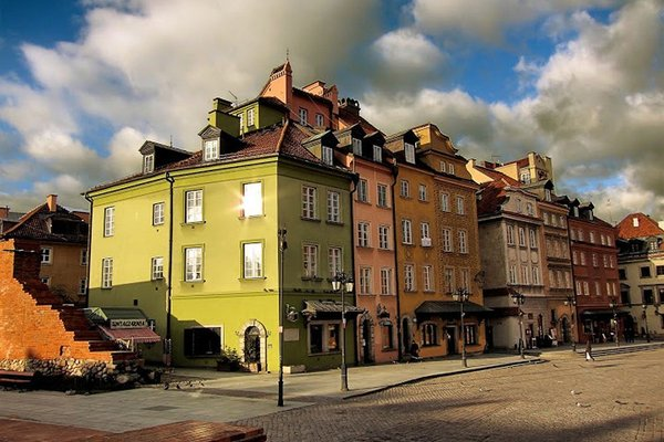 Castle Square Apartment - фото 20