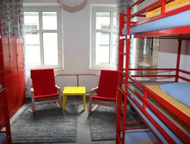 Хостел City Hostel Nurnberg