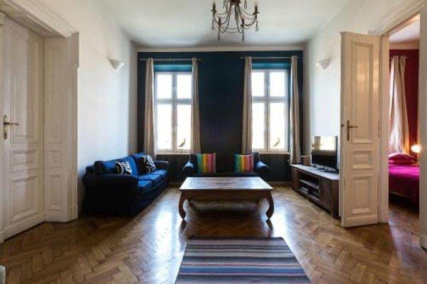 Stanislas Apartment - фото 34