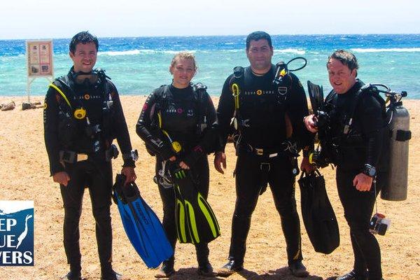 Deep Blue Divers (ех. Deep Blue Camp) - фото 20