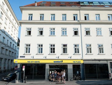 Хостел Wombat's City Hostels Vienna At The Naschmarkt