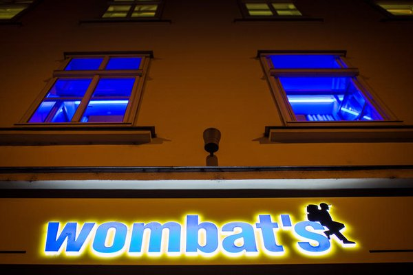 Wombat's City Hostels Vienna At The Naschmarkt - фото 21