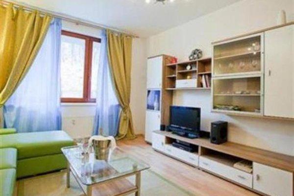 Apartment Smichov - фото 10