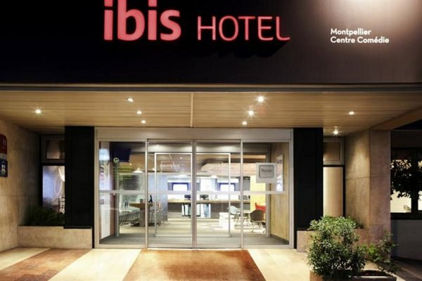ibis Montpellier Centre Comedie - фото 19
