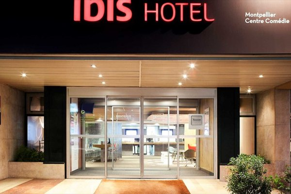 ibis Montpellier Centre Comedie - фото 20