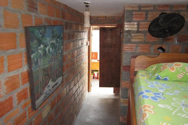 Green Track Hostel - фото 17