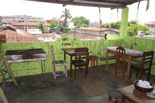 Green Track Hostel - фото 19