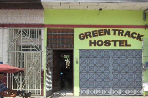 Green Track Hostel - фото 20