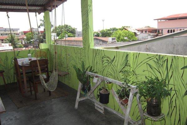 Green Track Hostel - фото 22