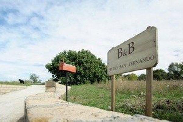 B&B Predio San Fernando - фото 21