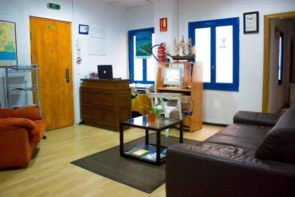 Pension Ayuntamiento - фото 22