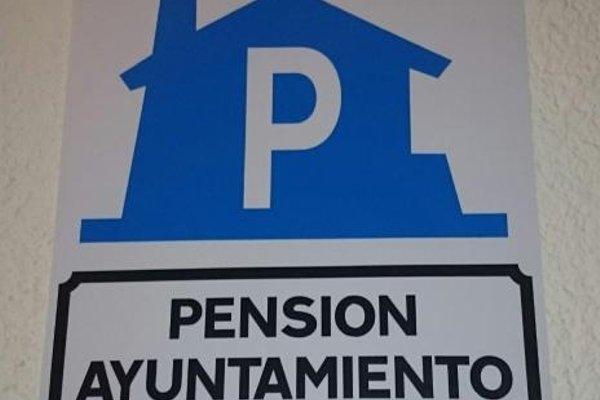 Pension Ayuntamiento - фото 16