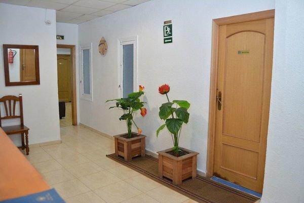 Pension Ayuntamiento - фото 19