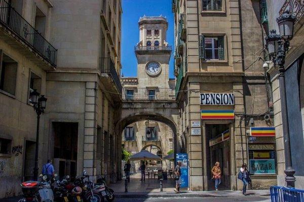 Pension Ayuntamiento - фото 20