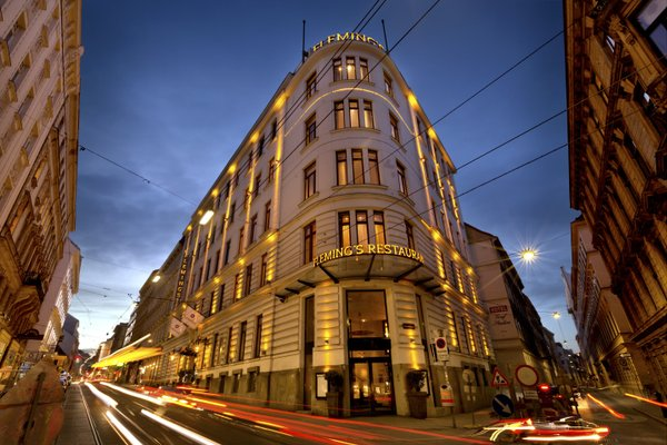 Fleming's Selection Hotel Wien-City - фото 23