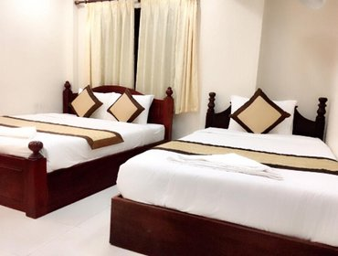 Хостел Vientiane Backpackers Hostel