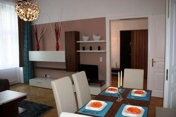 Govienna City Center Apartment - фото 9