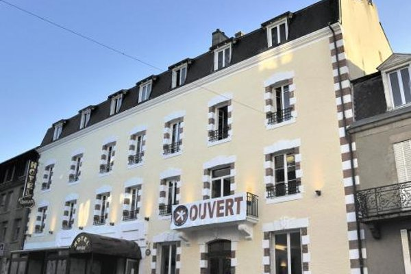 Inter-Hotel Auclair - фото 23
