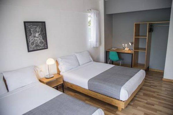 Hostal Tres Central - фото 48