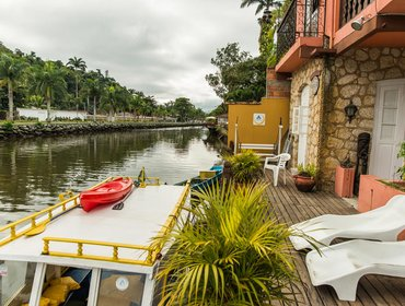 Хостел Paraty Hostel - Casa do Rio