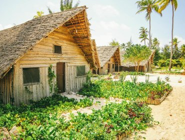 Гестхаус Jambo Beach Bungalows