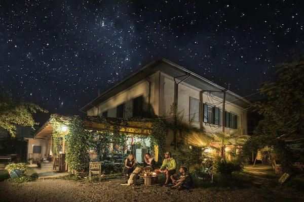 Shkodra Backpackers Hostel - Mi Casa es Tu Casa - фото 23