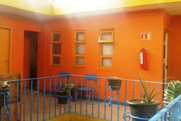 Hostal Zipolite Arteaga - фото 9