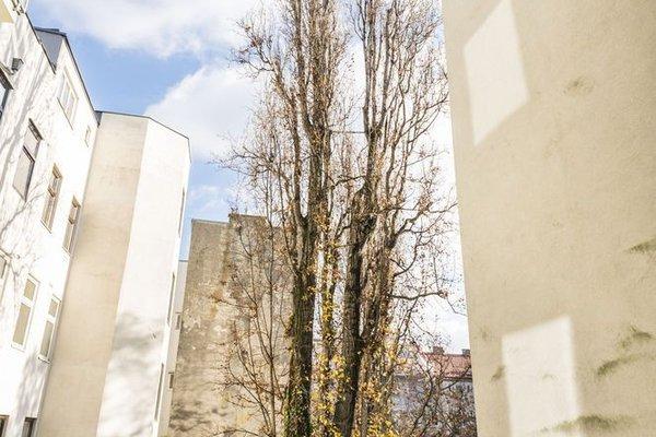 Appartements Ferchergasse - 40