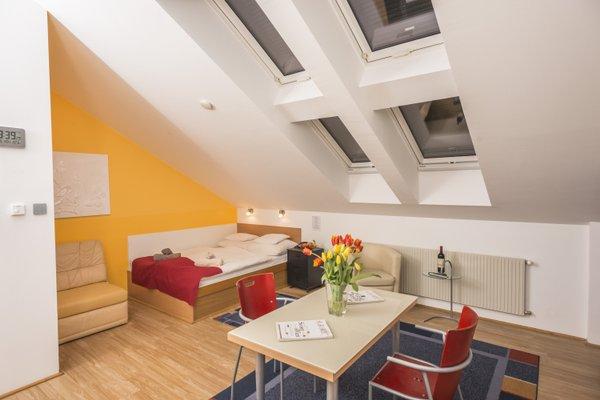 Appartements Ferchergasse - 13