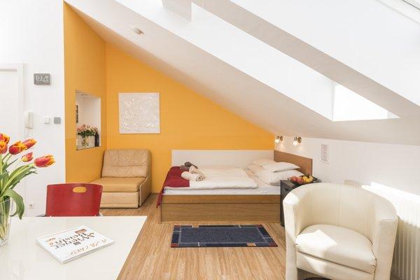 Appartements Ferchergasse - 15