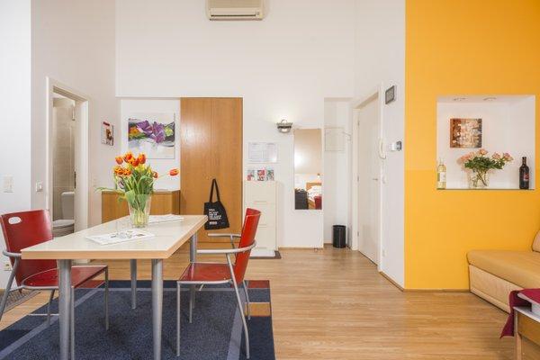 Appartements Ferchergasse - 16